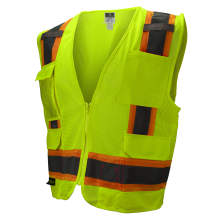Radians SV6 Two Tone Surveyor Type R Class 2 Mesh Safety Vest