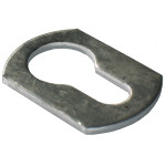 Aluminum Key Hole Washers