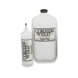 Corner Weld Glue White - 1 gal
