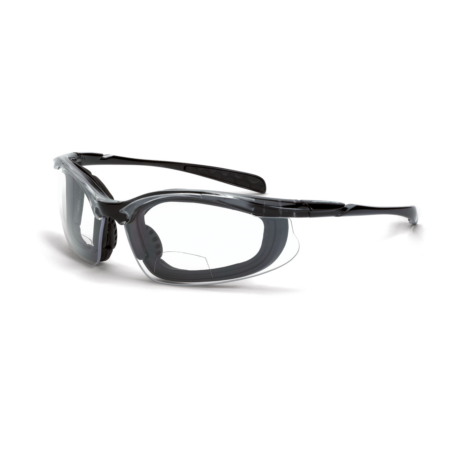 Crossfire Concept Foam Lined Bifocal Safety Eyewear