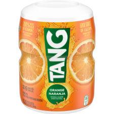 Tang Orange Powdered Drink Mix, 20 oz Jar