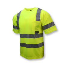 Radians ST11-3 Type R Class 3 Short Sleeve T-Shirt With Max-Dri™