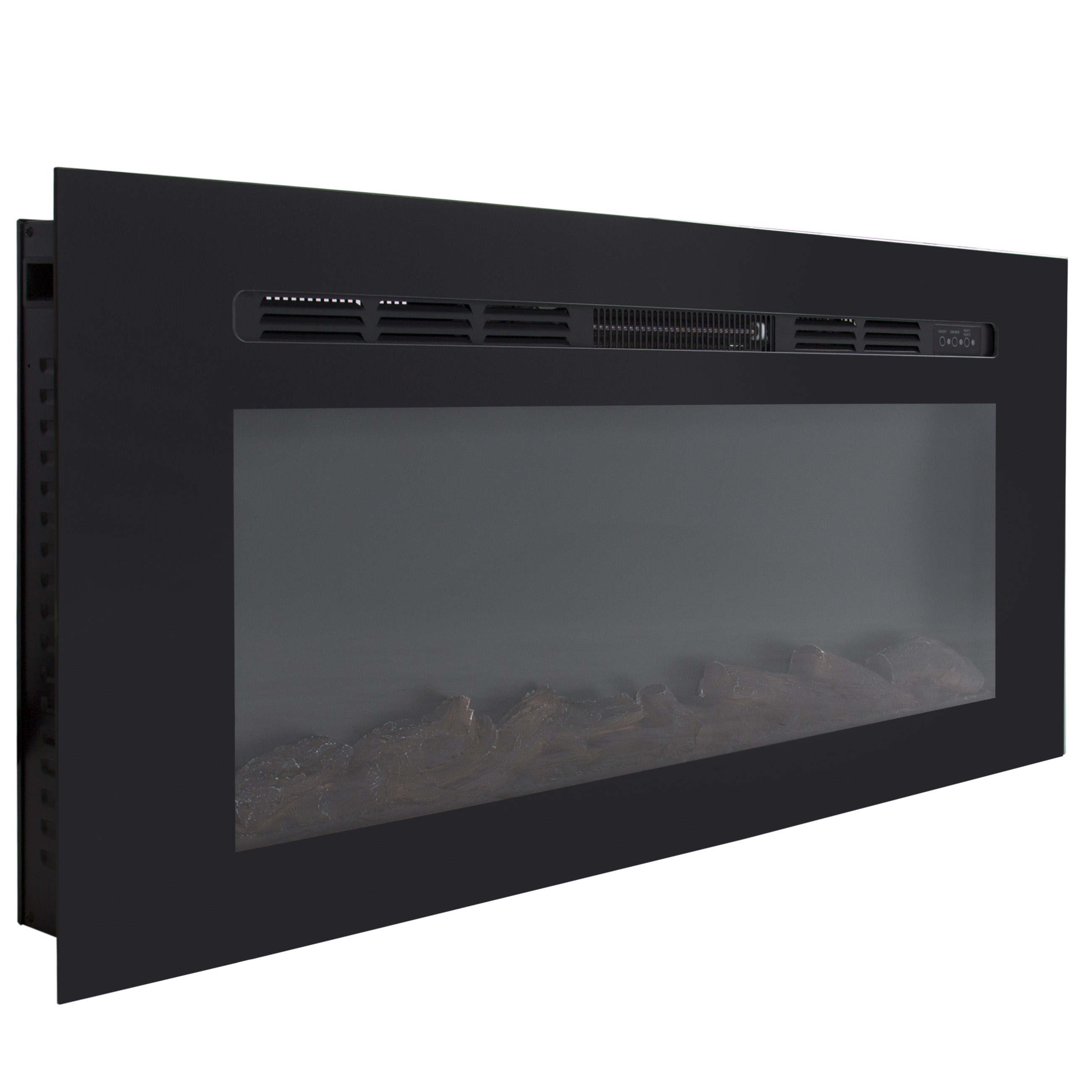 """1500W Heat Adjustable 50"""" In Wall Recessed Electric"""