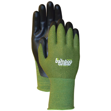 Bellingham Bamboo Gardener™ Glove with Nitrile Palm