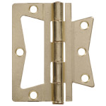 Hardware Essentials Surface Mount Non-Mortise Hinges
