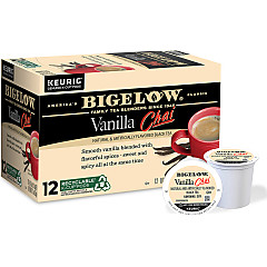Vanilla Chai K-Cup® pods- Case of 6 boxes - total of 72 K-Cup® pods
