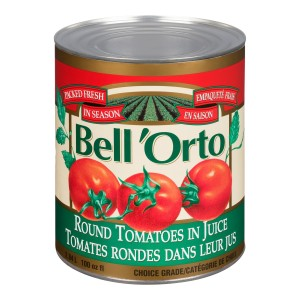 BELL'ORTO Whole Peeled Tomato 2.84L 6 image