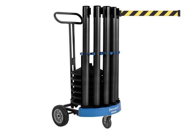 Rover Cart Bundle - Black Steel with CYB belts 1