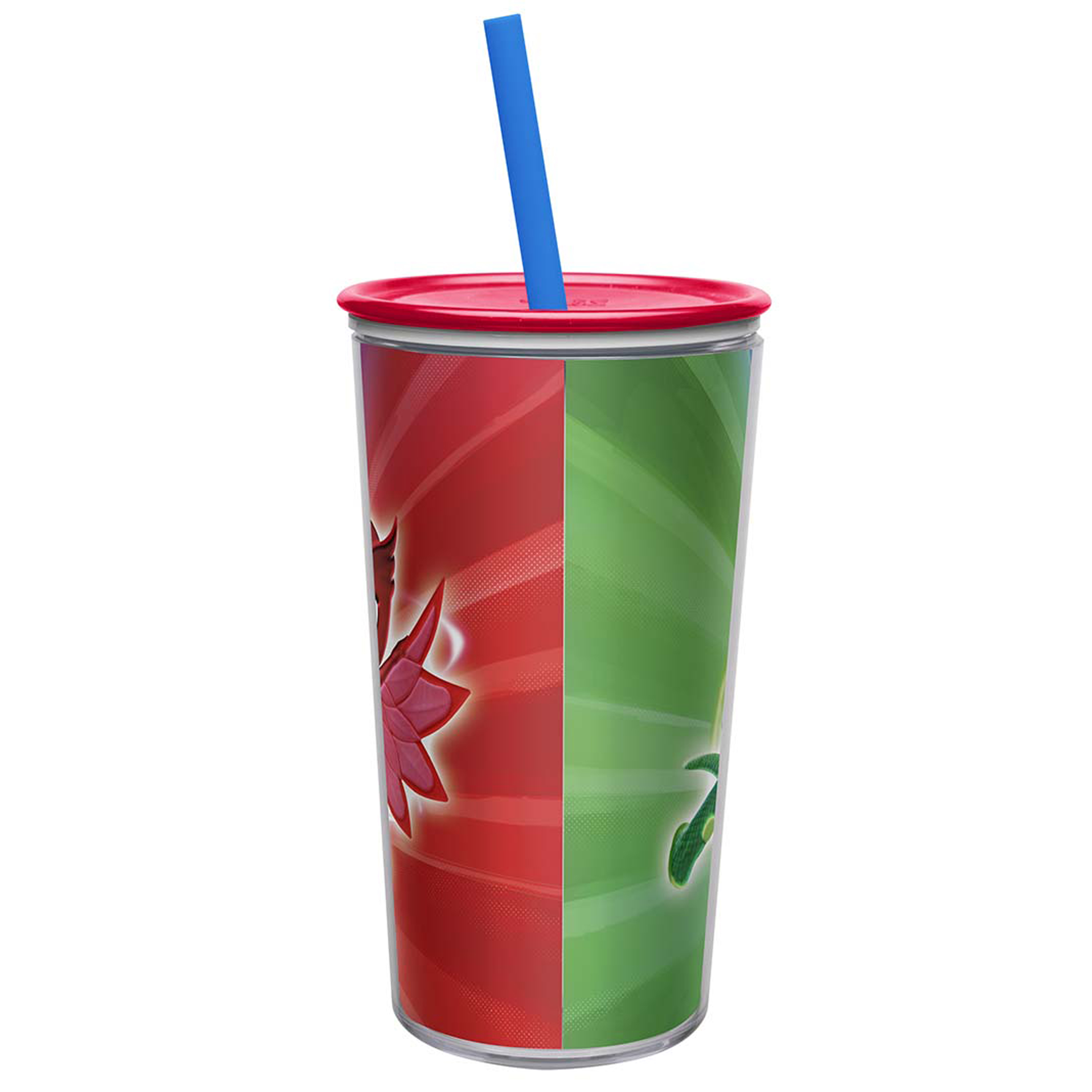 Disney Junior 10.5 ounce Kid's Tumbler, Catboy, Owlette & Gekko
