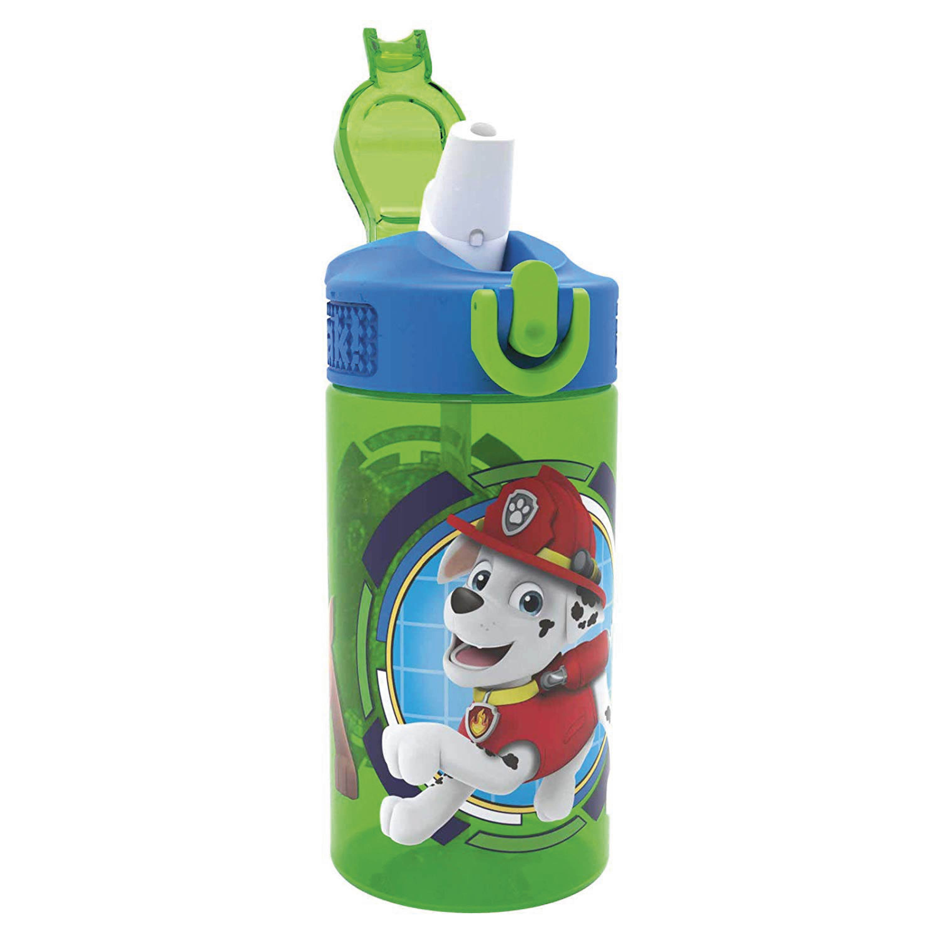 Paw Patrol 16 ounce Water Bottle, Rocky, Rubble & Chase slideshow image 6