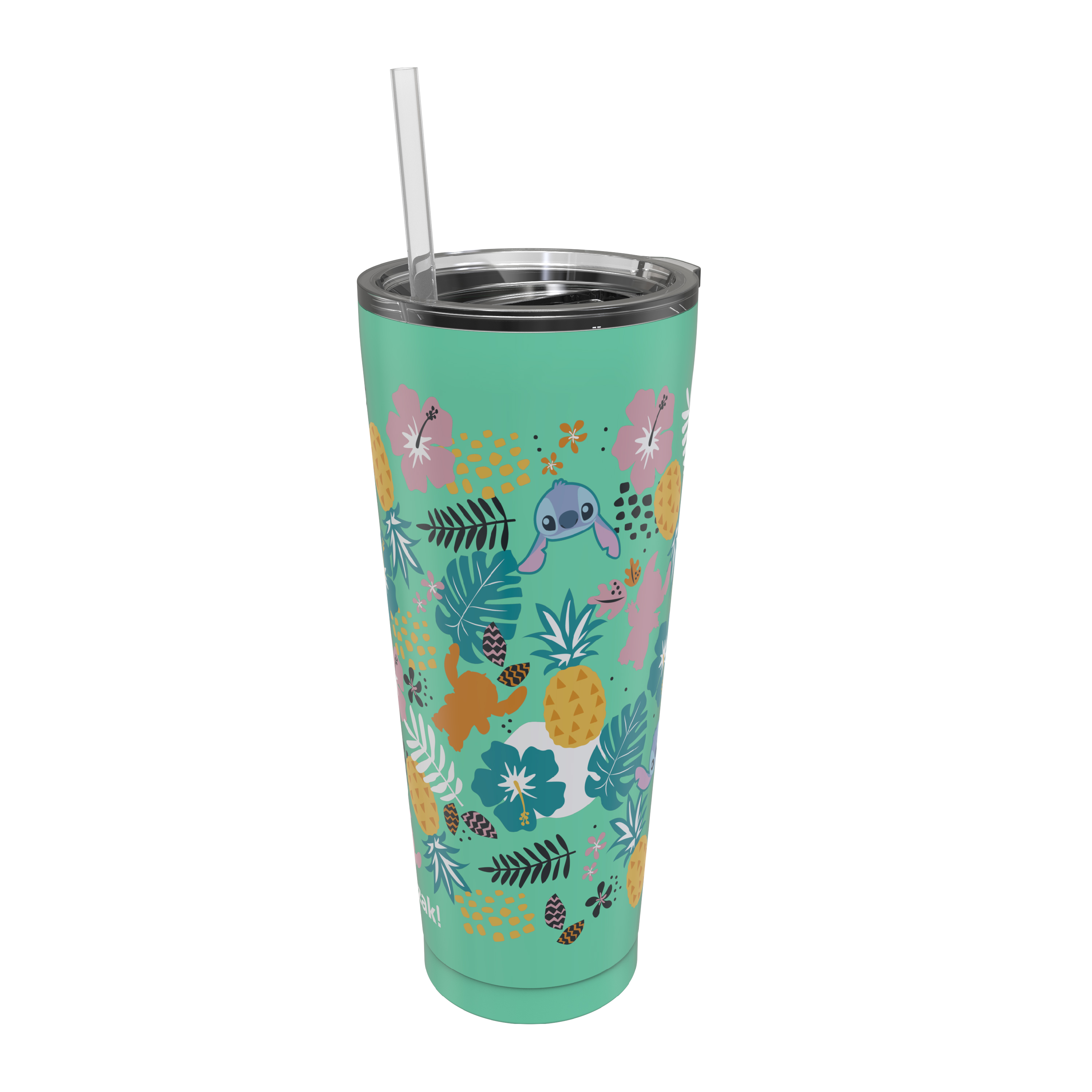 Disney 25 ounce Reusable Water Bottle, Lilo and Stitch slideshow image 5