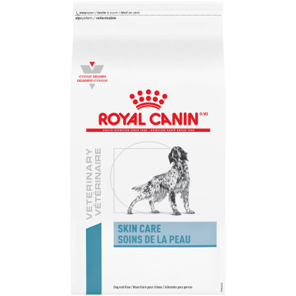 Royal Canin Veterinary Diet Canine Skin Care Dry Dog Food