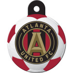 Atlanta United Large Circle Quick-Tag