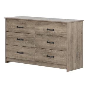 Tassio - 6-Drawer Double Dresser