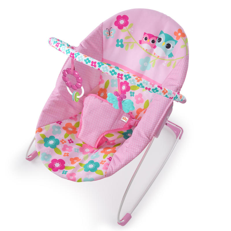 Fanciful Flowers Vibrating Bouncer™