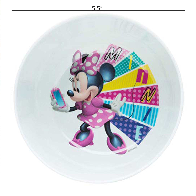 Disney Dinnerware Set, Minnie Mouse, 5-piece set slideshow image 8