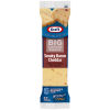 Kraft Smoky Bacon Cheddar Big Cheese Snack 2 oz Wrapper