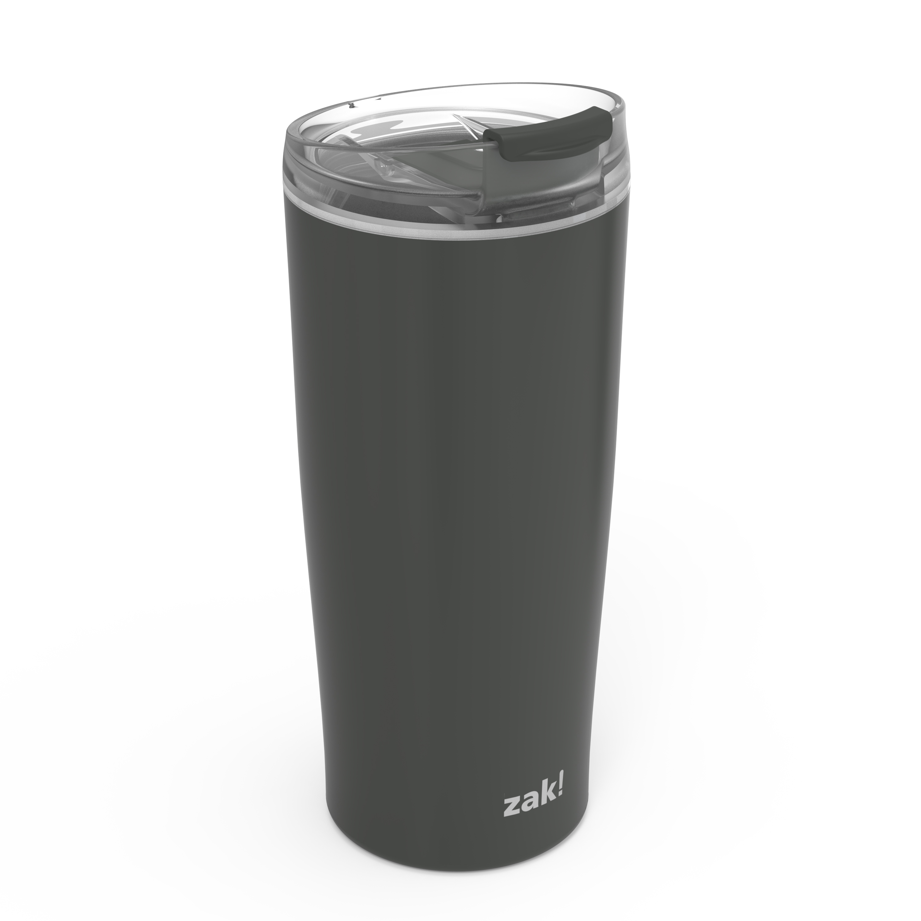 Aberdeen 20 ounce Vacuum Insulated Stainless Steel Tumbler, Charcoal slideshow image 2