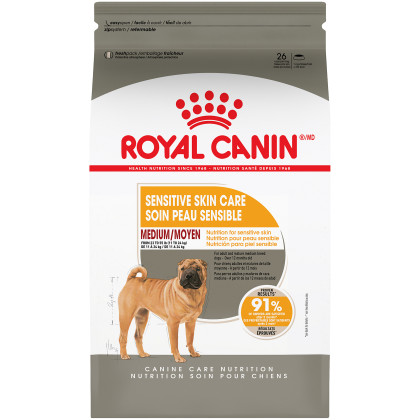 Medium Sensitive Skin Care Dry Dog Food