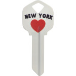 State of New York Key Blank