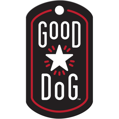 Good Dog Military ID Quick-Tag 25 Pack