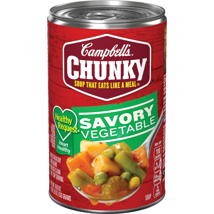 Savory Vegetables Soup