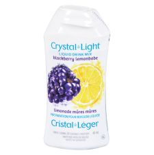 Crystal Light Liquid Drink Mix, Blackberry Lemonbabe