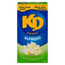 Kraft Dinner Alfredo Macaroni and Cheese