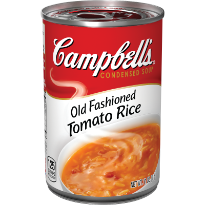 Old-Fashioned Tomato Rice Soup