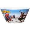 Marvel Comics Dinnerware Set, Spider-Man, 2-piece set slideshow image 4