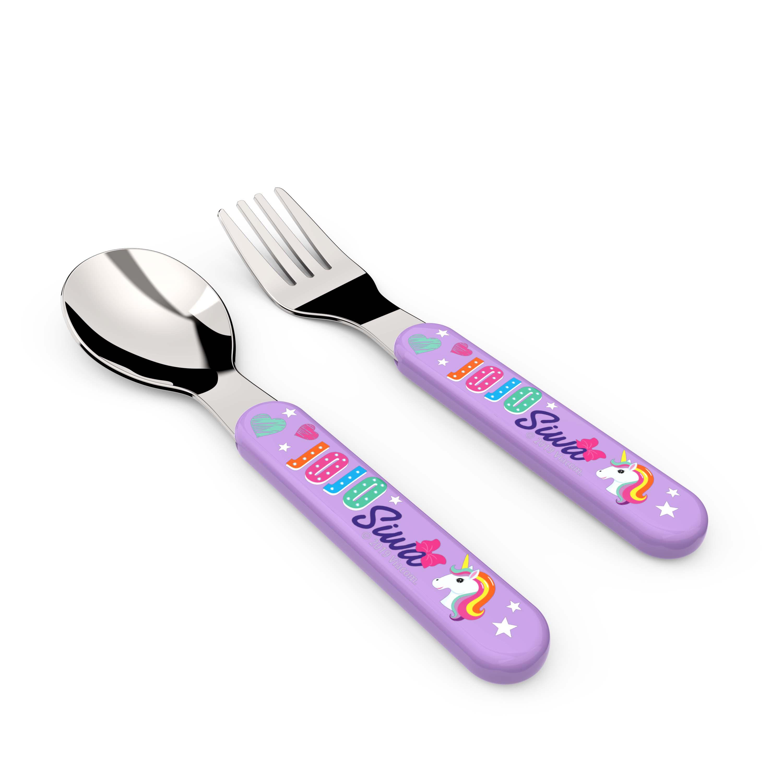JoJo Siwa Dinnerware Set, Jojo & BowBow, 5-piece set slideshow image 8