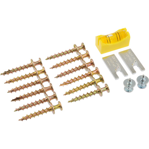 Hillman Hangman Bear Claw Gold Hanger Kit 100lb