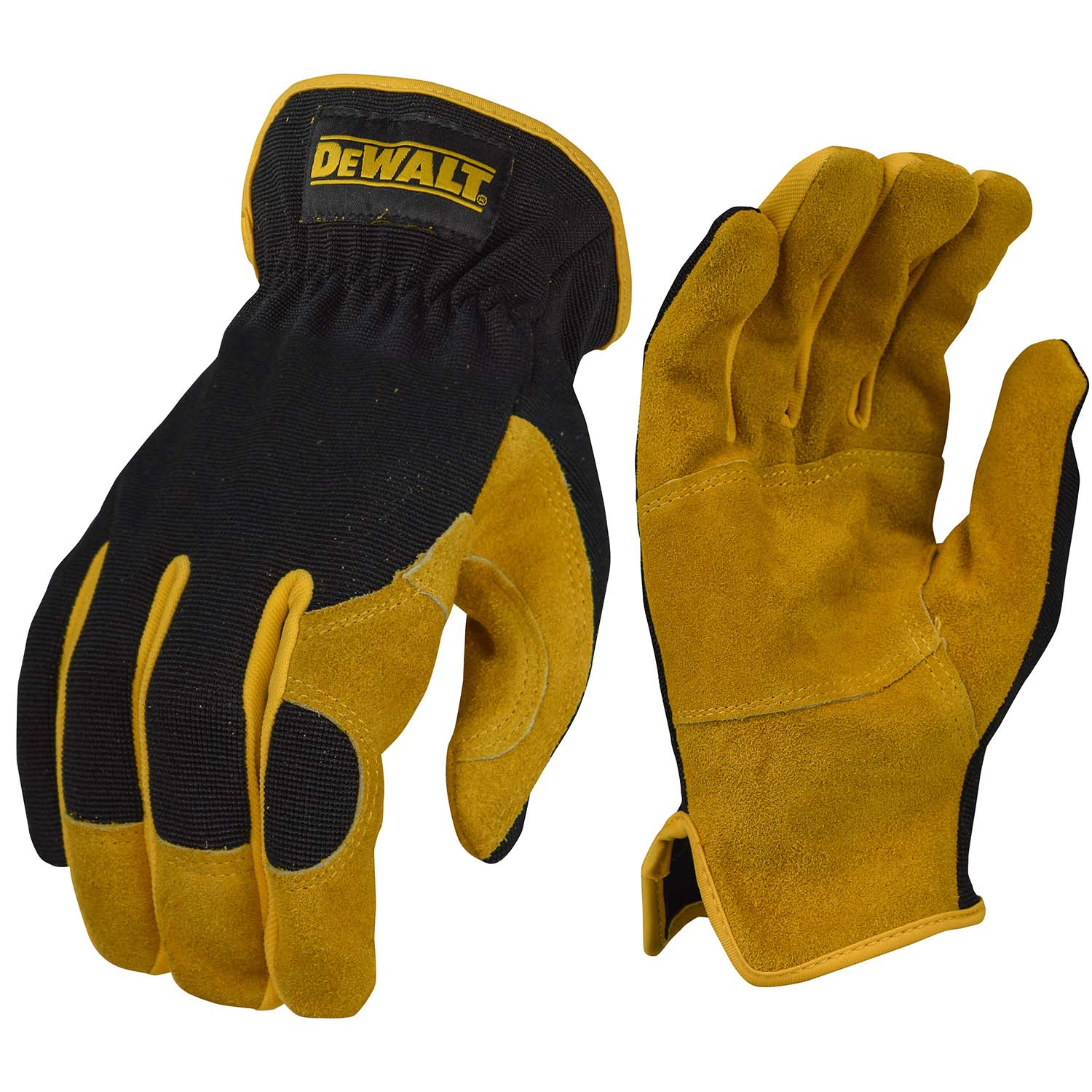 DEWALT DPG216 Leather Performance Hybrid Glove