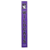 Northwestern Wildcats Collegiate Pole Pad thumbnail 2