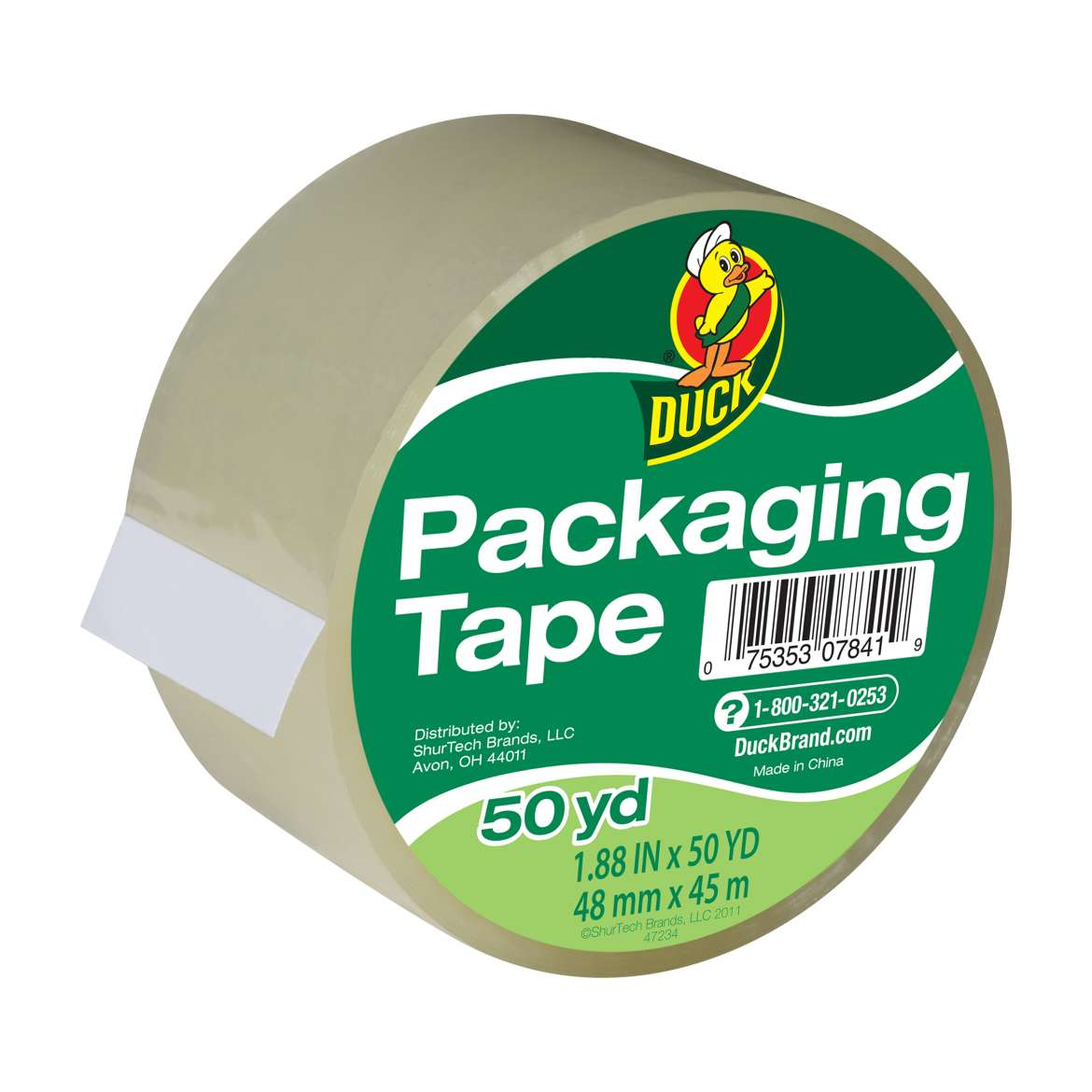 Standard Grade Packaging Tape