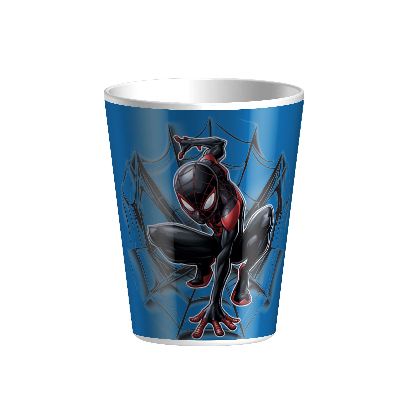 Marvel Kid's Dinnerware Set, Spider-Man, 3-piece set slideshow image 3