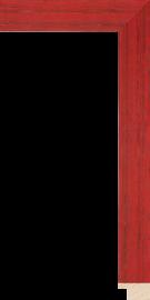 Carnivale Flat Chili Red 1 1/4