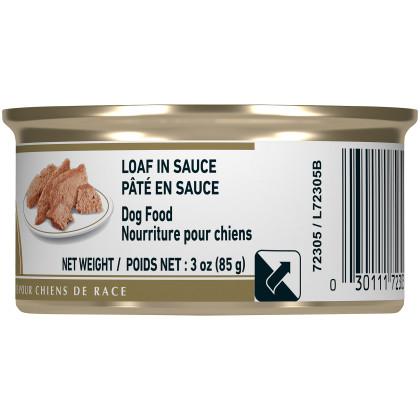 Royal Canin Breed Health Nutrition Dachshund Loaf In Sauce Dog Food