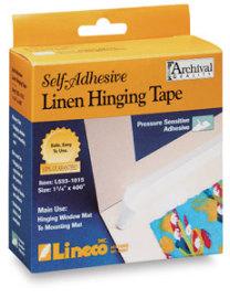 Lineco SA Linen Tape 1 1/4