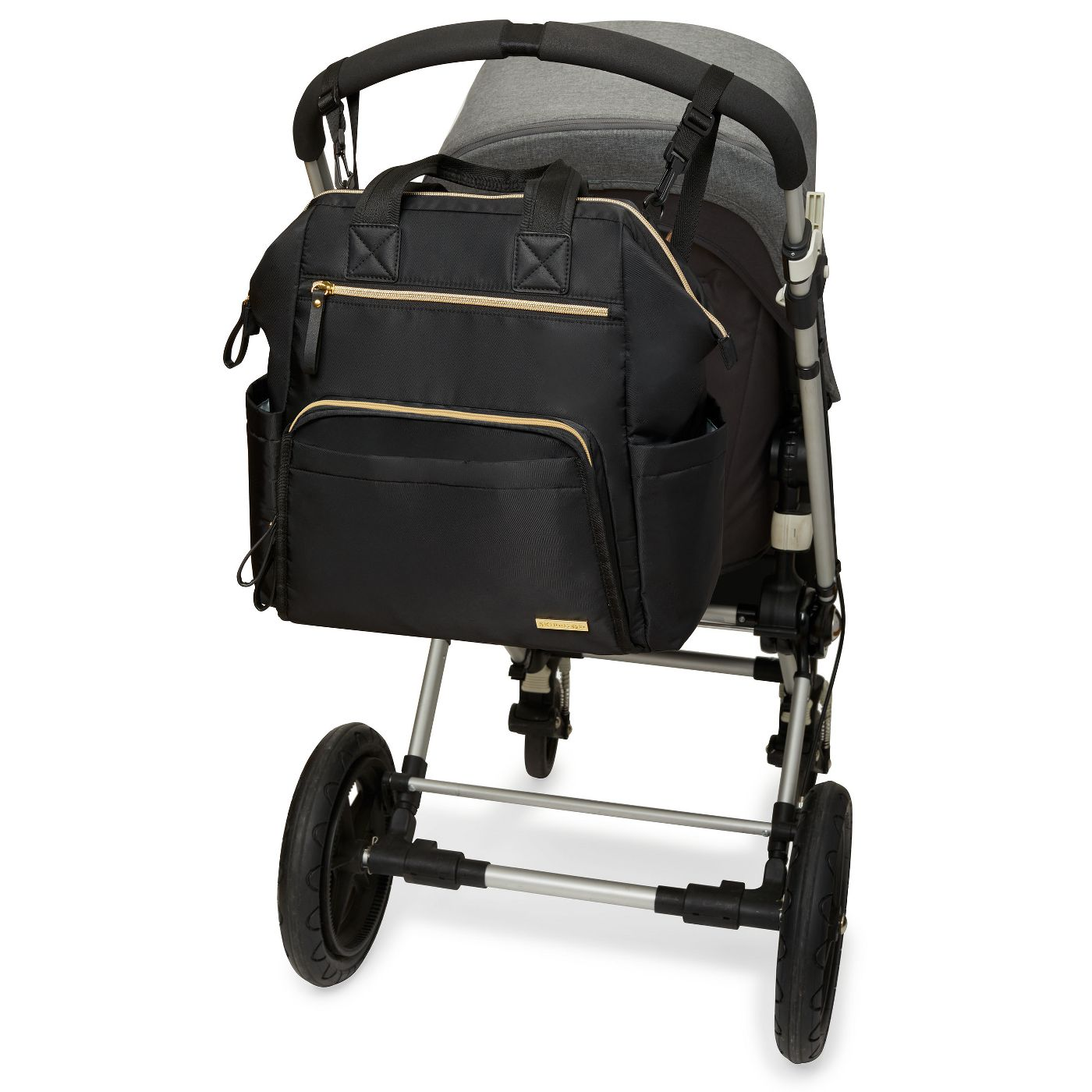 Skip Hop Diaper Bag Backpack Mainframe Large Capacity Wide