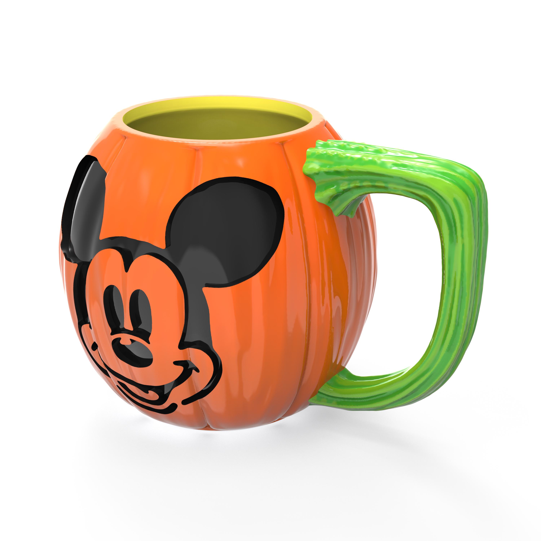Disney 15 ounce Coffee Mug and Spoon, Mickey Mouse slideshow image 2