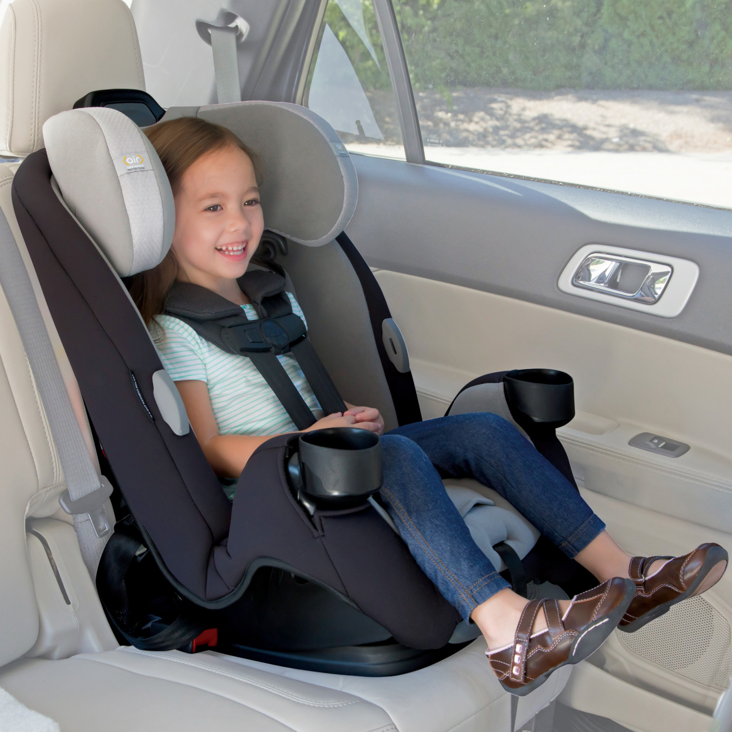Safety 1st Multifit Ex Air 4 In 1 Convertible Car Seat