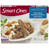 Weight Watchers Smart Ones Tasty American Favorites Roast Beef, Mashed Potatoes and Gravy 9 oz Box