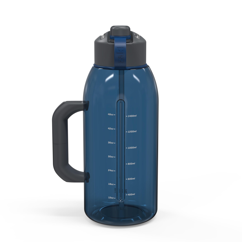 Genesis 64 ounce Water Bottle, Indigo slideshow image 9