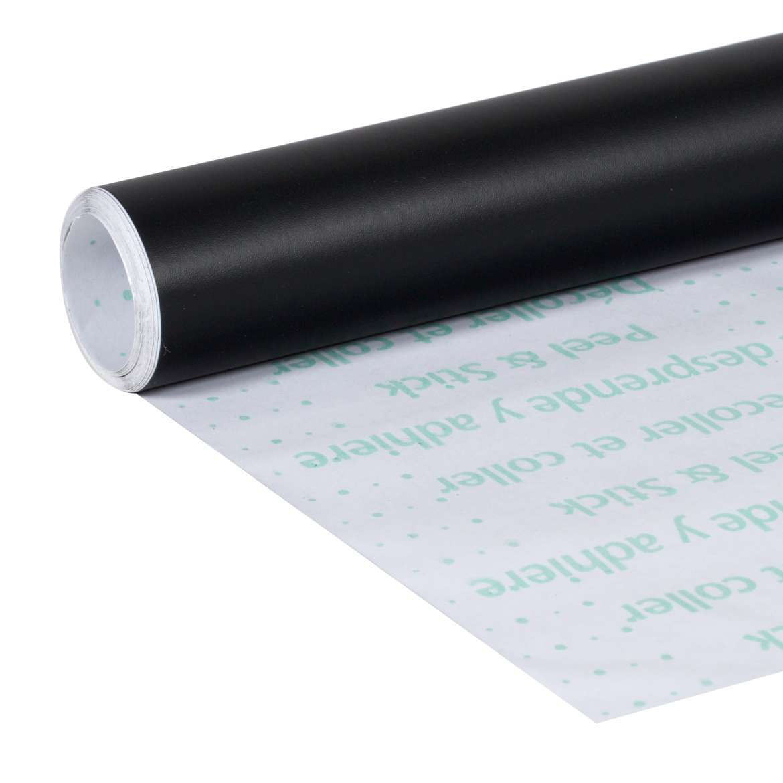 Deco Adhesive Laminate Shelf Liner Chalkboard Duck Brand