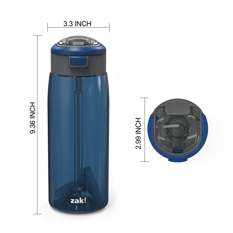 Genesis 32 ounce Water Bottles, Indigo slideshow image 5