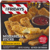 T.G.I. Friday's Mozzarella Sticks with Marinara Sauce 17.4 oz Box