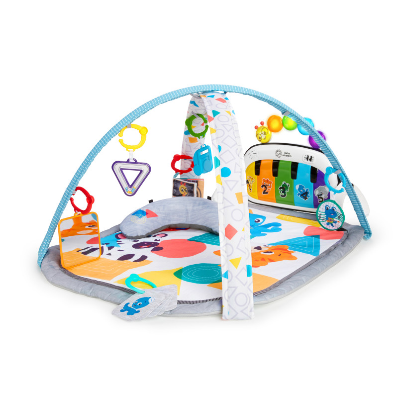 4-in-1 Kickin' Tunes™ Music and Language Discovery Gym
