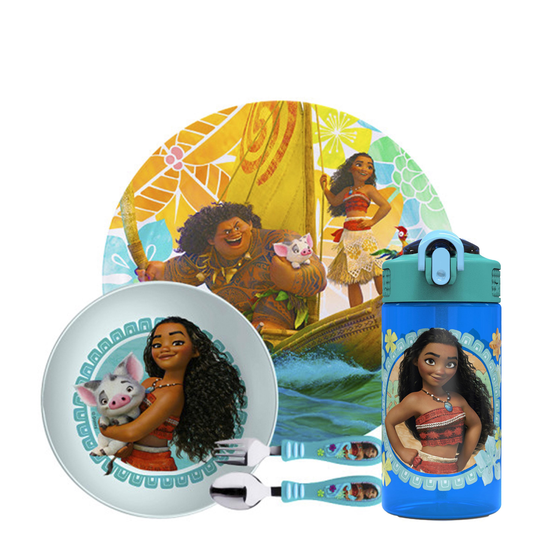 Disney Dinnerware Set, Moana, 5-piece set slideshow image 1