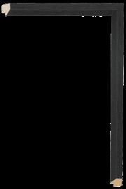 Flax Liner Black 3/4